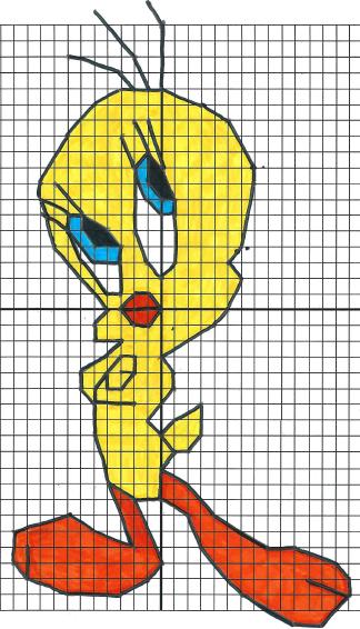 Tweety Bird – When Math Happens