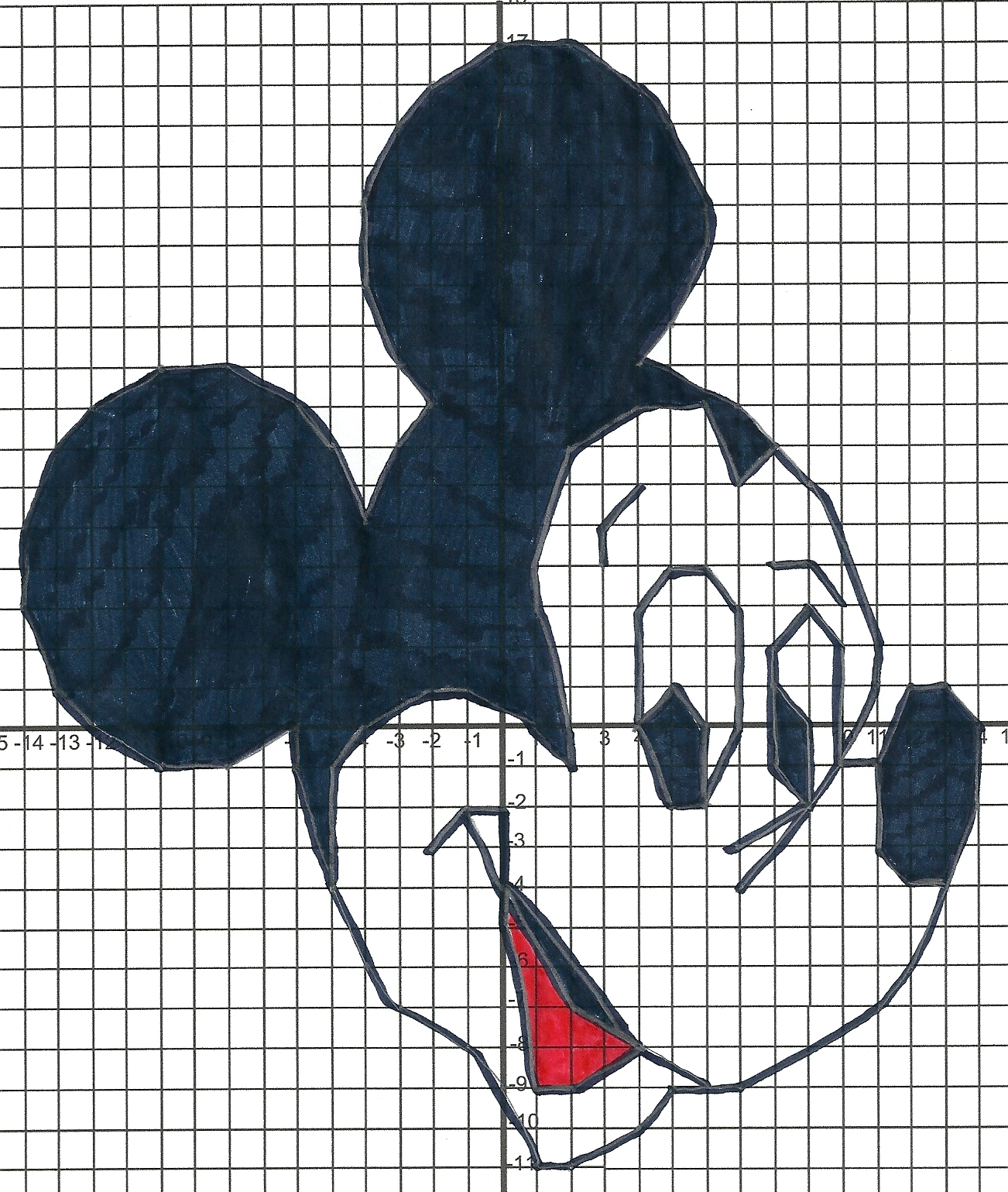 Mickey Mouse : When Math Happens