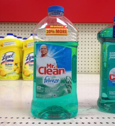 Act 1 - Mr. Clean