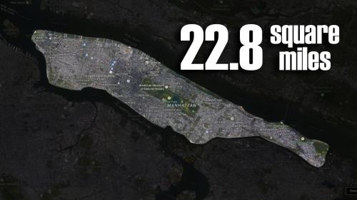 Manhattan Area