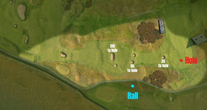 Hole Map 1