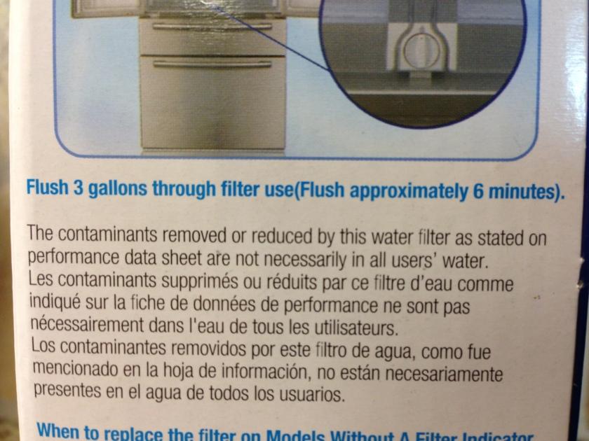 Initial Flush