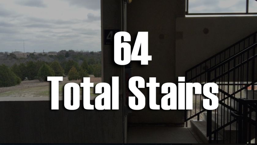 Total Stairs