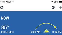 Weather App 3