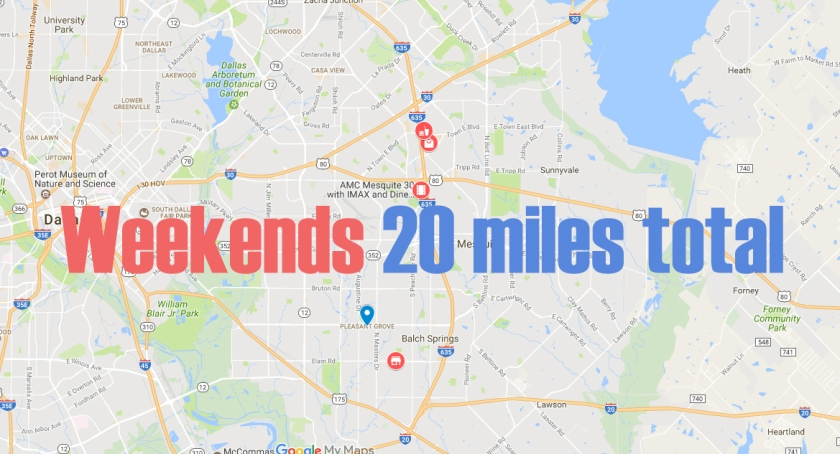 weekend-mileage