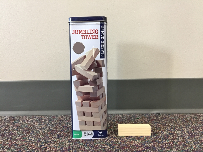 Jenga Estimation Intro