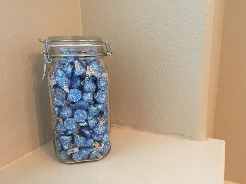 Hershey Jar