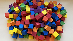 Cubes Thumb